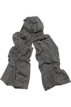 Silk / cashmere scarf, Chan Lulu