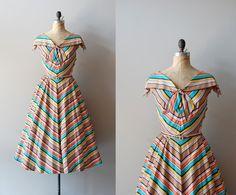 1950s dress | via Dear Golden Vintage.