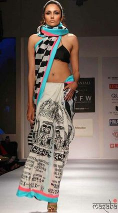 Masaba Gupta at IRFW