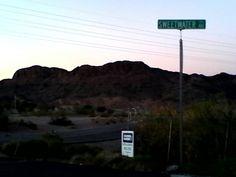 Arizona lake havasu sunrise 2015 nov