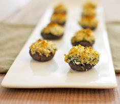 A Great Gatsby Menu Worth the Hype: appetizer for the party. Easy to make and really tasty.