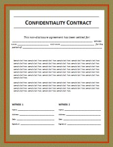 Child Consent Form The Child Consent Form Is A Document Or