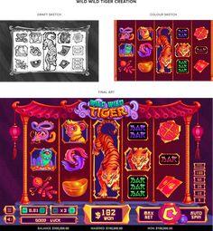 Casino Slots on Behance Casino Night Party, Casino Theme Parties, Casino Royale Movie, Art Deco Invitations, Theme Tattoo, Casino Cakes, Game Ui, Slot Machine, Online Casino