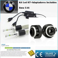 Create Idear H7 HID Kit de conversi/ón de xen/ón para BMW E46 3 Series 2001 2006