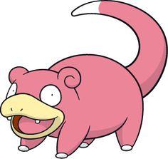 Slowpoke (ヤドン Yadon?) es un Pokémon de tipo agua y psíquico. Su nombre japonés proviene de la onomatopeya lingüística de un bostezo.http://hechosyvidas.blogspot.pe/2016/09/slowpoke.html