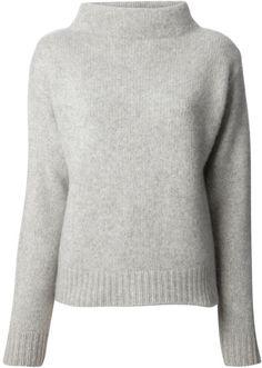 Joseph Funnel Neck Sweater. Buy for $808 at farfetch.com.
