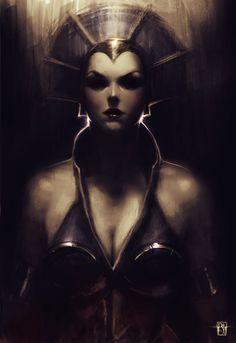 EVIL-LYN - Masters of the Universe by antoniodeluca.deviantart.com on @deviantART