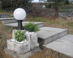 Fantastiche immagini su realizzazioni lampade da giardino e