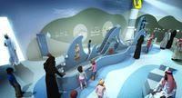 "Preview of Exhibition Gallery ""Water"".   Rendering: Triad Berlin    #InteractiveExhibits #ScienceCenters"