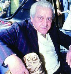 """Michele """"il Papa"""" Greco   (12 May 1924 – 13 February 2008)  Capo de la famille de Ciaculli 1963-86 arrested in February 20,1986  serving life sentence."""
