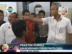 HEBOH Ganjar Pranowo Gubernur Jateng Ngamuk Di Jembatan Timbang Batang
