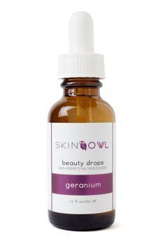Geranium Beauty Drops