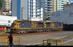 RailPictures.Net Photo: MRS 3477 MRS Logistica AC44i at Barra Mansa, RJ, Brazil by Marcos Fernando de Sousa
