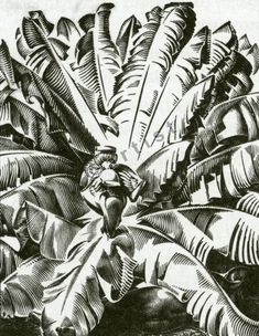 Ψηφιακή Πλατφόρμα ΙΣΕΤ : Καλλιτέχνες - Κεφαλληνός Γιάννης [Έργα] Japanese Woodcut, Western Art, Conceptual Art, Asian Art, Printmaking, Greece, Plant Leaves, Graphics, Sculpture