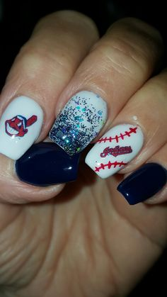Tribe nails...Cleveland Indians