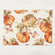 The+Big+One+Pumpkin+4-pc.+Placemat+Set