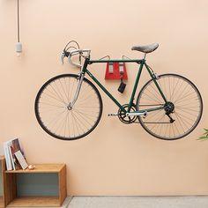 Beetle Fahrrad-Halter - Rot