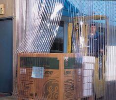 Why choose Econo Max Vinyl Strip Doors?