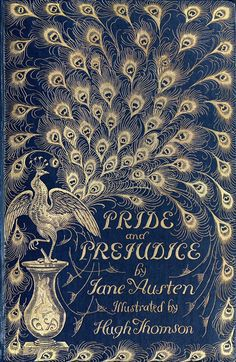 ride and prejudice, by Jane Austen, illustrated by Hugh Thomson. London, 1894. (1) From: Old Book Illustrations, please visit
