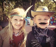 Birthday powwow, cowboys and Indians party. Indian Birthday Parties, Indian Party, Luke 2, Cowboys And Indians, Pow Wow, Cowboy Hats, Party Ideas, Kids, Fashion