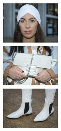 Schräge Vögel, Style-Queens & Mode-Aficionados abseits der New Yorker Modewoche: Julia Lang aus Berlin. Mehr dazu hier: http://www.nachrichten.at/nachrichten/society/New-Yorker-Fashion-Week-gestartet;art411,1299849 (Bild: Reuters)