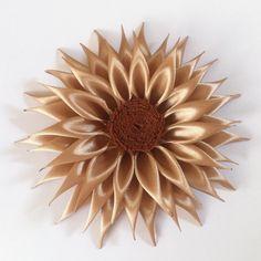Gumička do vlasů květ * ribbon