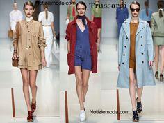Scarpe Trussardi primavera estate 2015 donna