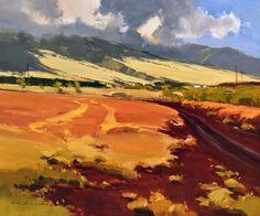 BoldBrush Painting Competition Winner - February 2016 | Roasted Reds by Greg LaRock