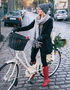 Boots + Katarzyna Tu