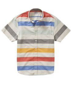 // bondi beach slim short sleeve/ bonobos
