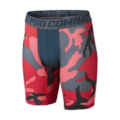 Nike Pro Combat Core Compression GFX Boys' Shorts for only $30.00