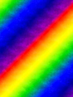 Rainbow colors ❖de l'arc-en-ciel❖❶Toni Kami Colorful neon graphic design art