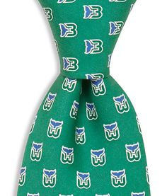 Hartford Whalers silk tie from Vineyard Vines Hartford Whalers 074705fe7
