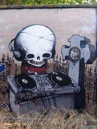 Dran!  Murals, Studio Art, Street Art, Graffiti Art, Characters