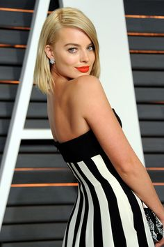 Margot Robbie Husband, Margot Robbie Wolf, Actriz Margot Robbie, Margot Robbie Pictures, Margot Robbie Harley Quinn, Gal Gadot, Gq, Graydon Carter, Vanity Fair Oscar Party