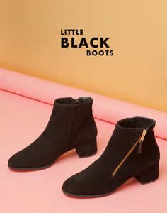 We're all about the perfect L. Parker Black, Shoe Shop, Kid Shoes, Black Boots, Trainers, Ankle Boots, Footwear, Booty, Man Shop
