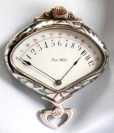 Sector Watch   Art Nouveau Retrograde (Fly Back)  Record & Co Silver Pocket Watch, Tramelan, Swiss