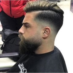 "9,488 Me gusta, 47 comentarios - Hair Man Styles (@hairmanstyles) en Instagram: ""Cool? or Not ?? Comment below .. .. 