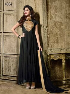 Ethnic Anarkali Indian Designer Kameez Wedding Bollywood Party Pakistani Salwar  #KriyaCreation
