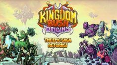 Kingdom Rush Origins v1.5.0 (Mod Gems/Heroes Unlocked)