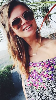 Veddergirls love the sun | Gran Canaria | Holiday| Bar necklace silver | Vedder&Vedder jewelry