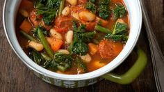 A Big Soup - The Hairy Dieters: Eat for Life.  #TBPCookery
