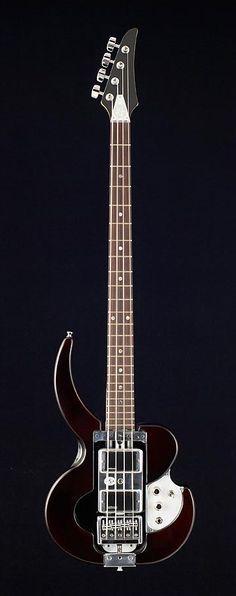 Norton Guitars | Python Bass