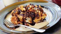 ZBB peanut butter chocolate biscuit pudding