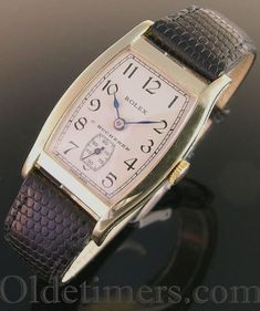 A useful reference resource of: Vintage Rolex wristwatches, Rolex watches, Rolex wrist watches. Please find our current stock on the Rolex Watches page, all watches listed here are no longer available. Stylish Watches, Luxury Watches For Men, Vintage Rolex, Vintage Watches, Men's Vintage, Rolex Wrist Watch, Wrist Watches, Swiss Army Watches, Quartz Watch