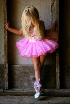 Ballerina...You make the World Twirl...