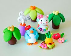 Google Image Result for http://cdn.home-designing.com/wp-content/uploads/2011/07/clay-animals-and-plants.jpg
