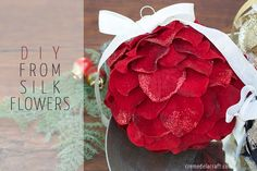 Crème de la Craft Blog | DIY projects made from everyday objects