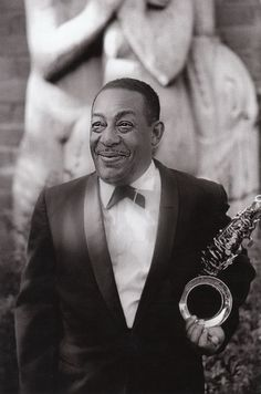 Johnny Hodges at the Monterey Jazz Festival,