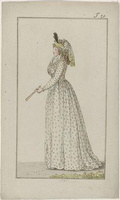 Journal des Luxus und der Moden, 1795, T 21, Georg Melchior Kraus, 1795